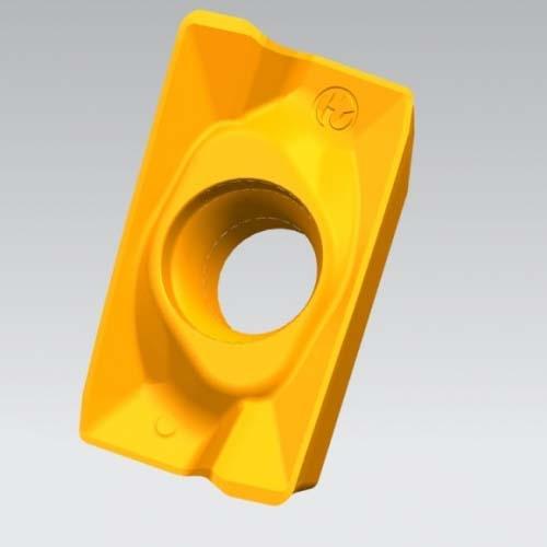Square shoulder milling inserts