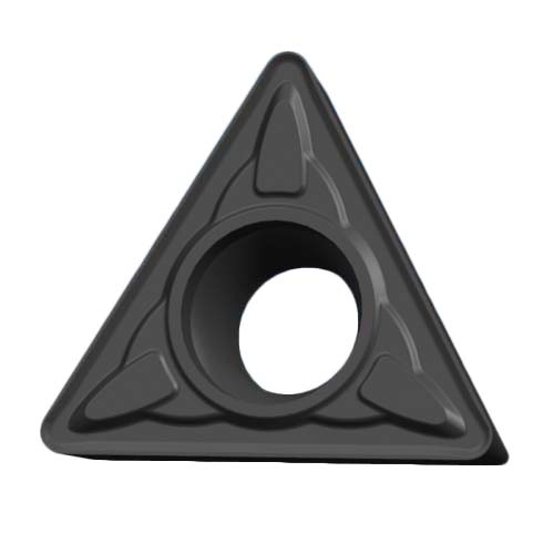 semi-finishing triangular inserts for stainless steel