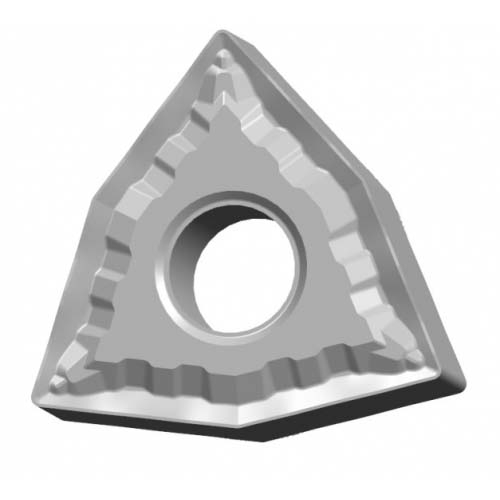 cermet semi-finishing turning inserts for excircle processing