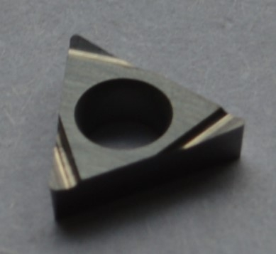 5°clearance angle triangle grinding boring inserts